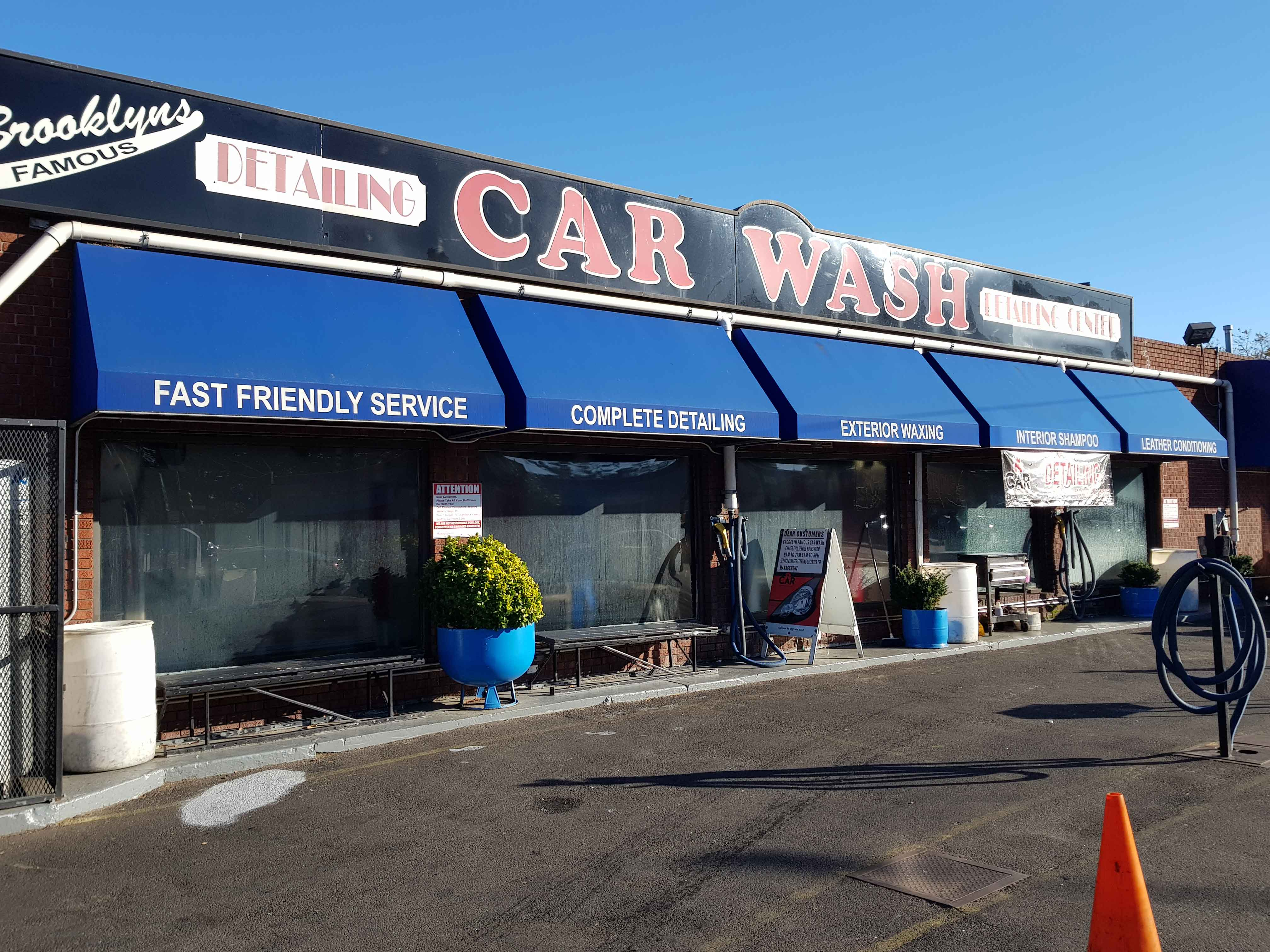 Brooklyns famous car wash brooklyns famous car wash solutioingenieria Gallery